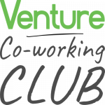 Co working club logo